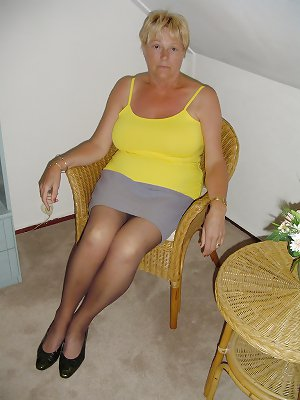 Dutch granny amateur (65 years old)