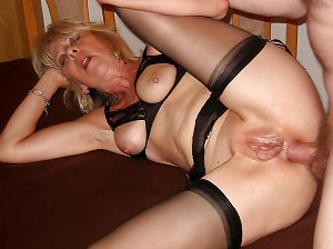 Amateur Homemade MILFs, Matures and Grannies #7